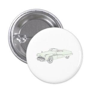 1949 Buick Roadmaster Button