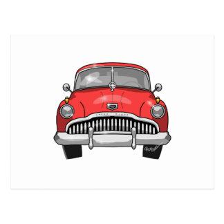 1949 Buick Roadmaster Postcard