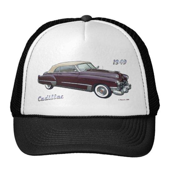 1949 CADILLAC # 2 TRUCKER HAT