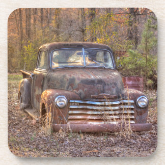 1949 Chevy Lawn Ornament Coasters