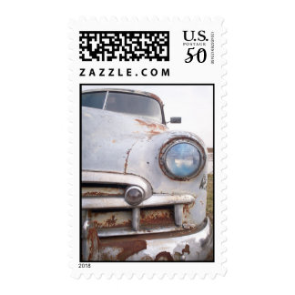 1949 Chevy Stamp