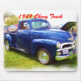 1949 Chevy Truck Mouse Pad