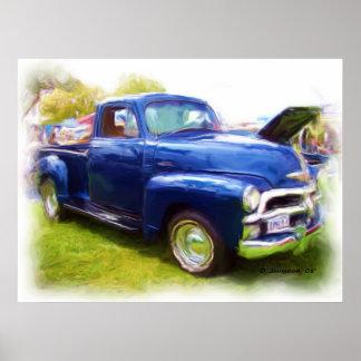 1949 Chevy Truck Print