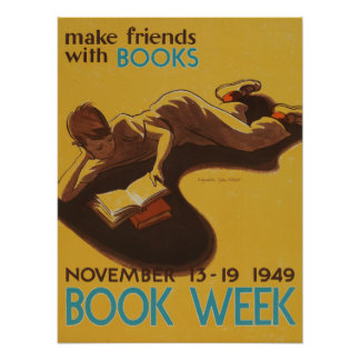 1949 Children's Book Week Poster