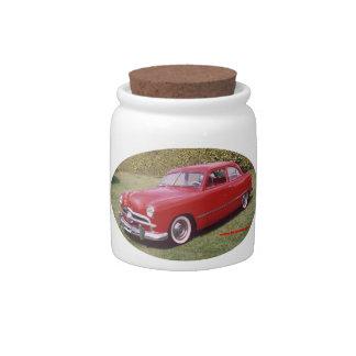 1949-ford-tudor candy jars