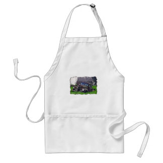 1949 International Pickup Adult Apron
