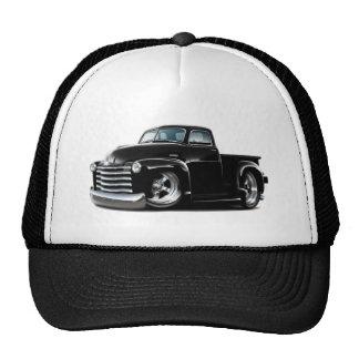 1950-52 Chevy Black Truck Trucker Hat