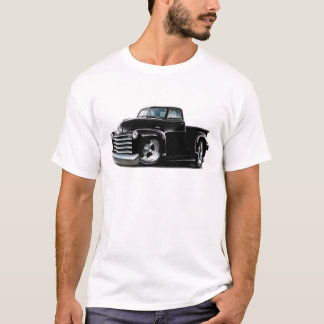 1950-52 Chevy Black Truck T-Shirt