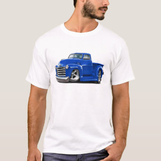 1950-52 Chevy Blue Truck T-Shirt
