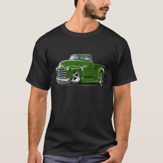 1950-52 Chevy Green Truck T-Shirt