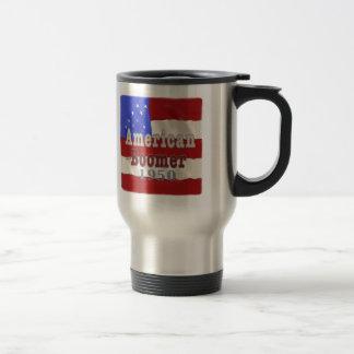 1950 Birthday Baby Boomer Stainless Steel Travel Mug