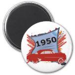 1950 Chevy Refrigerator Magnets
