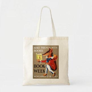 1950 Children's Book Week Tote