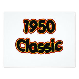 1950 Classic Card