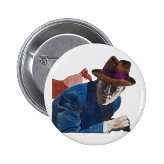 1950 gritty detective action button