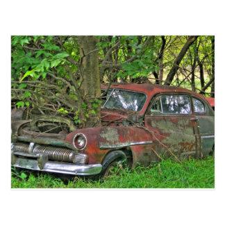 1950 Mercury Postcard
