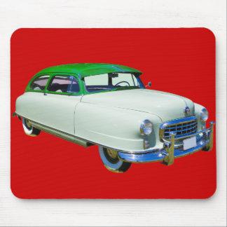1950 Nash Ambassador Antique Car Mouse Pad