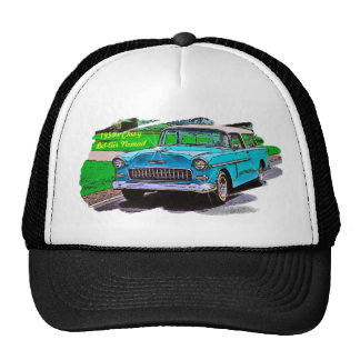 1950 s Chevy Bel-Air Nomad Mesh Hat