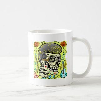1950's Zombie Rocker Coffee Mug