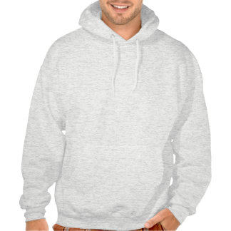 1950 vintage aged just right hooded pullover