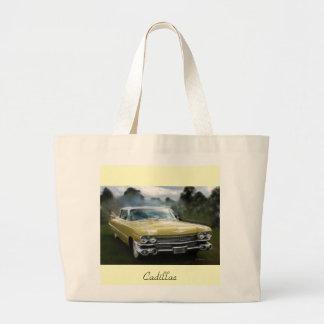 1950s Cadillac Canvas Bags