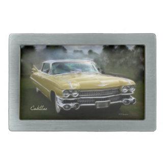 1950s Cadillac Belt Buckles