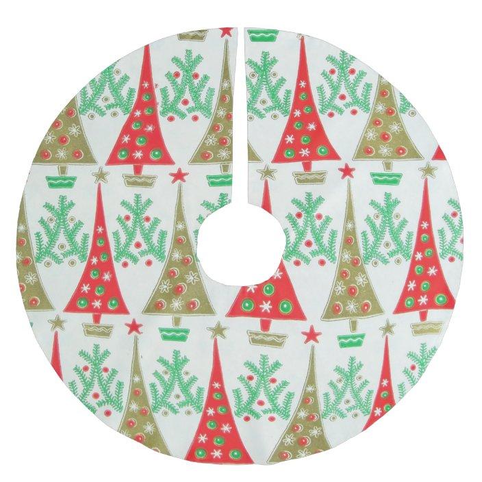 1950s Cartoon Christmas Tree Skirt Zazzle Com 800 x 800 jpeg 79 кб. 1950s cartoon christmas tree skirt zazzle com