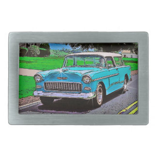 1950's Chevy Nomad Belt Buckle