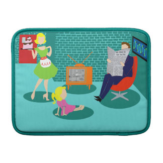 1950's Classic Television MacBook Air Sleeve