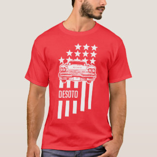 1950s DeSoto Stars & Stripes T-Shirt