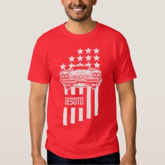 1950s DeSoto Stars & Stripes Tshirt