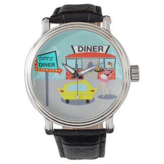 1950's Diner Watch