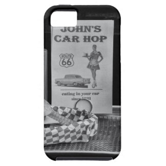 1950's Drive-in B&W iPhone 5 Covers