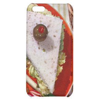 1950's eyeball sandwich cover for iPhone 5C
