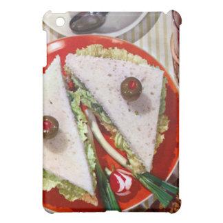 1950's eyeball sandwich cover for the iPad mini