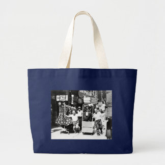 1950's Garment District, New York City Photo Large Tote Bag