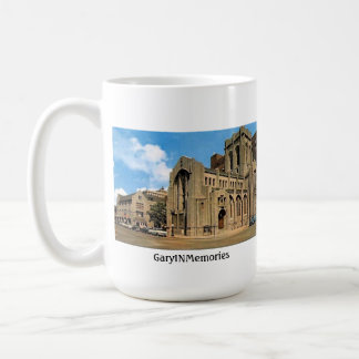 1950s GARY INDIANA two images Coffee Mugs