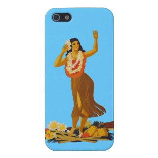 1950s Hula Dancer Case For iPhone SE/5/5s