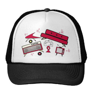 1950'S LIVING ROOM SET TRUCKER HAT