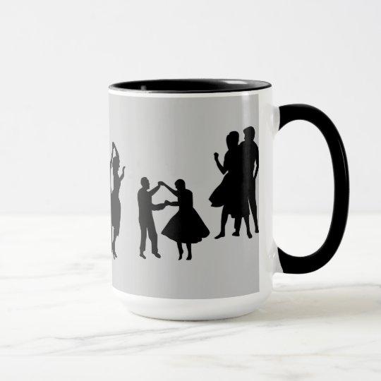 1950s mug