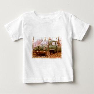 1950's Oldsmobile Barn Yard Memories Baby T-Shirt