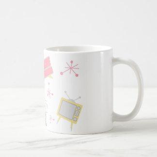 1950's PINK LIVING ROOM SET Coffee Mug