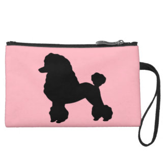 1950s Pink Poodle Skirt Inspired Mini Clutch
