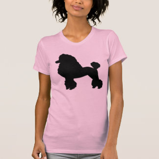 1950's Poodle Skirt Inspired T-Shirt