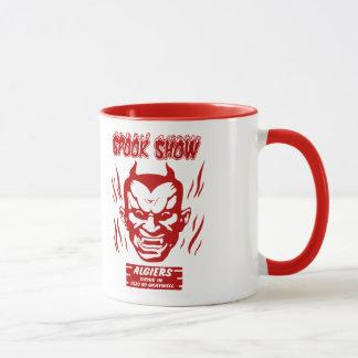 1950s Spook Show Devil Mug