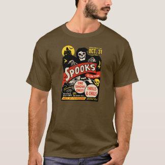 1950s Spook Show Poster Art T-Shirt