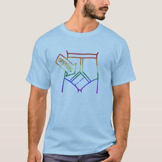 1950's Style Undies GLBT Pride T-Shirt