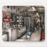 1950's -  The Soda Fountain Mouse Mats