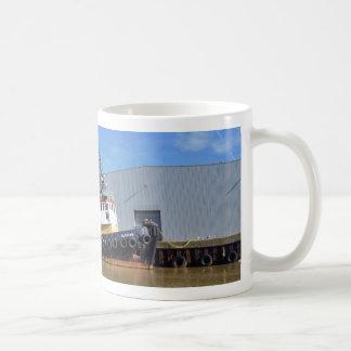 1950s Tug Boat Gluvias Coffee Mug