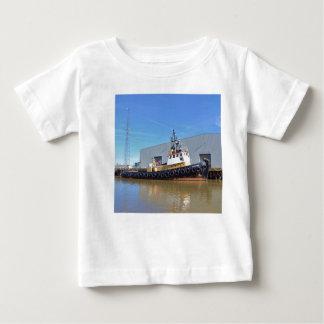 1950s Tug Boat Gluvias Shirt